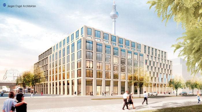 Alexander Quartier, Berlin-Mitte, nahe Alexanderplatz